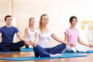 Yoga Therapy Meditation Classes