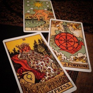 Intuitive Tarot Workshop with Ingrid Turner